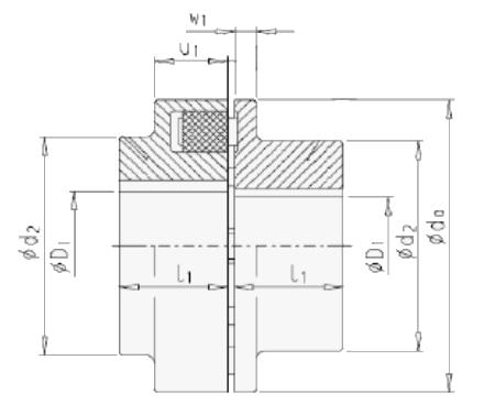 کوپلینگ N-EUPEX B یا کوپلینگ KB