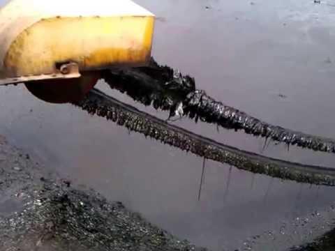 اویل اسکیمر طنابی (Rope mop skimmer) - توان گستر آرمانی - اویل اسکیمر